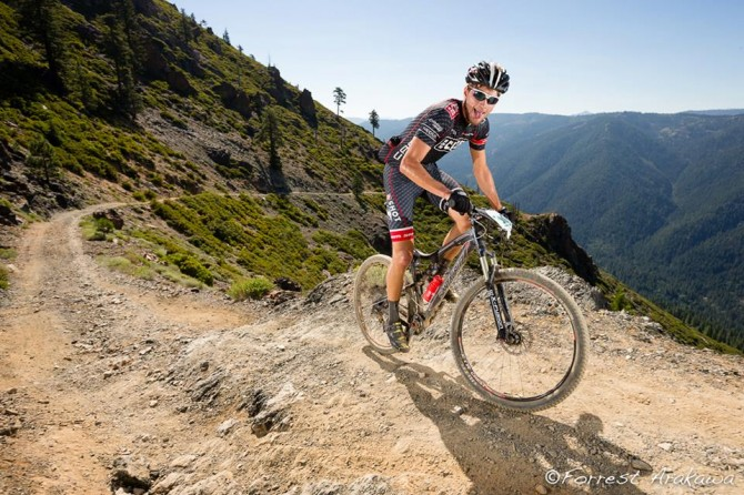 Downieville Classic 2013 Cross Country