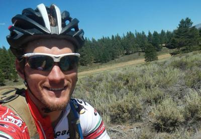 Menso Bike Selfie