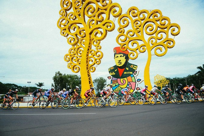 la Vuelta Ciclista a Nicaragua