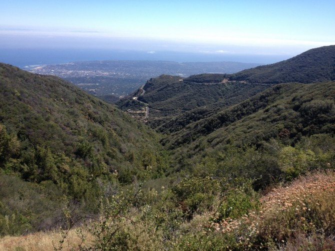 Trail Guide: Santa Barbara Front Country